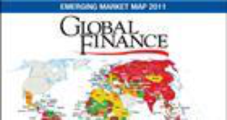EMERGING MARKET MAP 2011 - SPONSORED  BY CITI