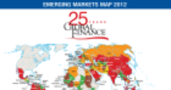 EMERGING MARKETS MAP 2012 - SPONSORED BY CITI