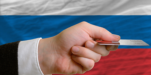 RUSSIA SPEEDS UP NEW PAYMENT SYSTEM