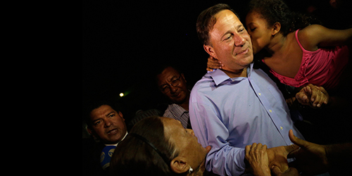 PANAMA: VARELA BLESSED BY SURPRISING ELECTION RESULT