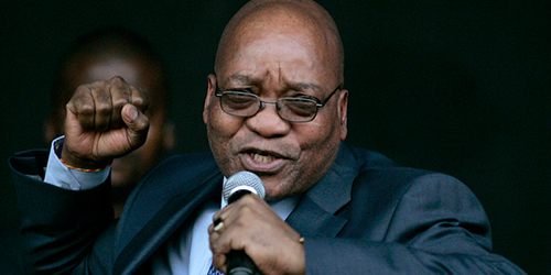 ANC OVERCOMES ECONOMIC DOLDRUMS TO WIN REELECTION