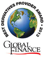 World's Best Derivatives Providers 2013