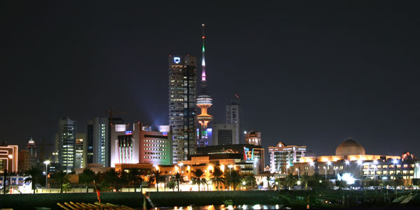 11a-kuwait-city-at-night