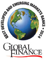 GF Best Developed and Emerging Markets Banks 2014