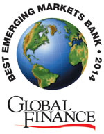 GF Best Emerging Markets Banks 2014